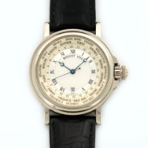 Breguet Marine Hora Mundi White Gold Ref. 3700
