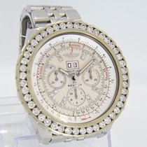 """Breitling """"A-44362 Bentley Chronograph"""" Watch / 49mm..."""