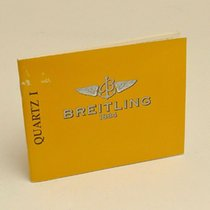 Breitling Quartz I Manual Info Booklet