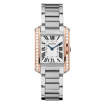 Cartier Tank Anglaise  Ladies Watch Ref W3TA0002