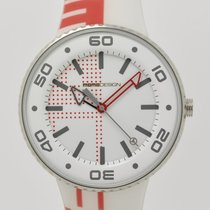 Momo Design Jet Red White Watch MD18701