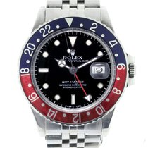 Ρολεξ (Rolex) Stainless Steel GMT Master 16750 Watch
