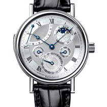 Breguet Brequet Classique complications 5447 18K White Gold...