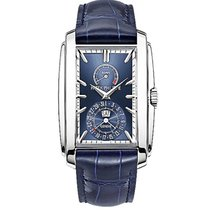 Patek Philippe 5200G-001 Gondolo Ref 5200G-001 8 Days in White...