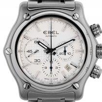 Ebel 1911 Chronograph Stahl Automatik Chronometer Armband...