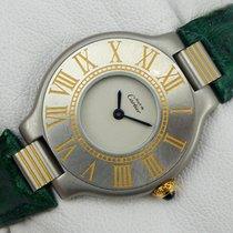 Cartier Montre 21 Quarz - Stahl-Gold - 28 mm