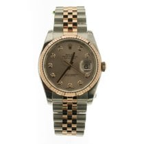 Rolex Datejust Pink Diamond