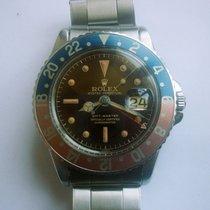 勞力士 (Rolex) GMT-Master Mark I Gilt Tropical OCC Dial
