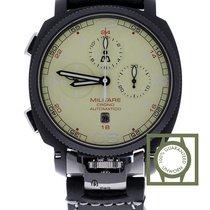 Anonimo Militare Crono Ox Pro yellow dial NEW