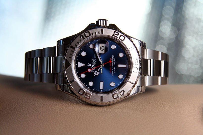 Rolex Yacht Master Homme