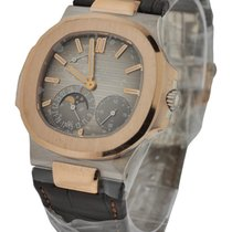 Patek Philippe 5712GR-001 Nautilus 5712GR White and Rose Gold...