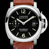 Panerai LUMINOR MARINA AUTOMATIC 40MM PAM00048 PAM048 048