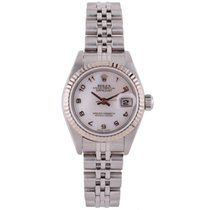 Rolex Pre-Owned DateJust Lady 79174 2002 Model