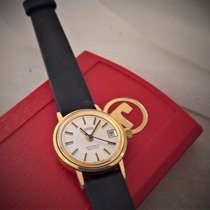 Roamer 14ct golden, looking like new, serviced