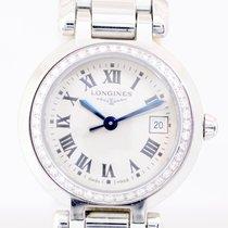 Longines Primaluna Lady Quarz Diamonds extravagant 48 Brillant...