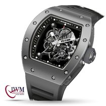 Richard Mille RM055 BLACK- GREY  LTD 50