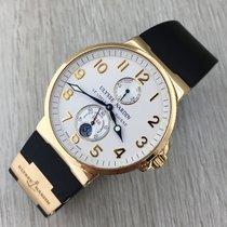 Ulysse Nardin Maxi Marine Chronometer 18kt solid gold