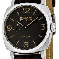 Panerai PAM00619 Radiomir 1940 3 Days Titanio 45MM Men Dark...