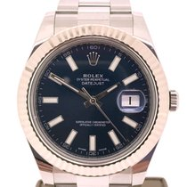Rolex Datejust II Blue Dial Ref.116334