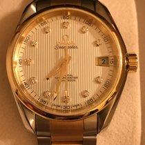 Omega Seamaster Aqua Terra Chronometer Co-Axial