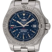 Breitling : Colt II Auto :  A17380 :  Stainless Steel