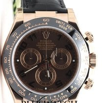 Rolex Daytona Rose Gold Chocolate oro rosa 116515