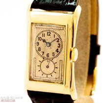Rolex Vintage Prince 9k Yellow Gold Ref-1490 Bj-1937