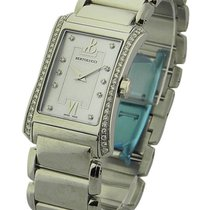 Bertolucci 913.55.41.A.671 Fascino in Stainless Steel Diamond...