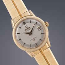 Omega Constellation 18ct yellow gold automatic watch