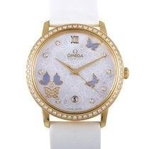 Omega De Ville Prestige Womens Automatic Watch 424.57.37.20.55...