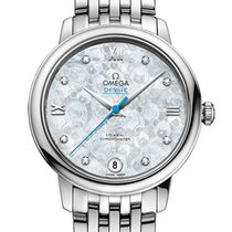 Omega De Ville Prestige Co-Axial Orbis 32.7mm
