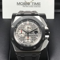 오드마피게 (Audemars Piguet) Royal Oak Offshore Chronograph Grey...