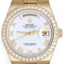 Rolex Oysterquartz President Day-Date Men's Gold &...