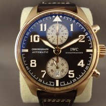 IWC Pilot chrono Pink/rose gold Limited 500 pcs / 43mm