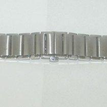 Montblanc Profile Stahl Armband 18mm Stahl/stahl Top Zustand Rar