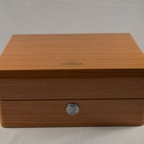 Omega Uhrenbox Watch Box Case Vintage Rar Holz Box Rar