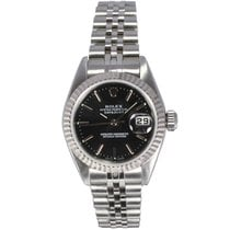 Rolex Oyster Perpetual Datejust Stainless Steel 18ct Gold...