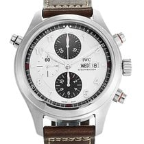 IWC Watch Pilots Double Chrono IW371806