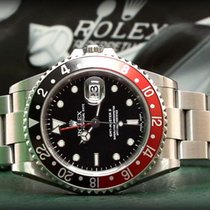 Rolex Gmt Master II 16710 SELCoke Insert Top Condition