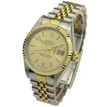 Rolex Lady Datejust Steel & Gold 69173