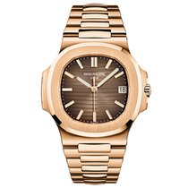 Patek Philippe Nautilus 18K Solid Rose Gold Automatic