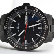 Fortis B-42 Monolith Day/Date Automatic 647.18.31 M PVD