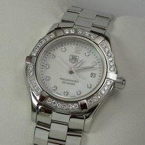 TAG Heuer Aquaracer mit Diamanten WAF1416.BA0824
