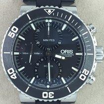 Oris Aquis Chronograph Ref.  01 774 7655 4154-07 4 26 34EB