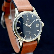 Omega Pie pan Constellation Black Dial cal.561 anno 1961
