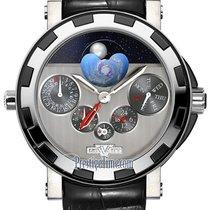 Dewitt Academia Quantieme Perpetual GMT Nebula ac.7021.34.m1000