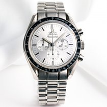 Omega Speedmaster Apollo XI Limited Edition 18K White Gold
