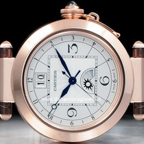 Cartier Pasha 42mm Night&Day Time Zone 2937