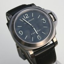 Panerai Luminor TITANIUM 44mm Herrenuhr Top Zustand Handaufzug
