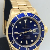 Rolex Submariner Yellow Gold